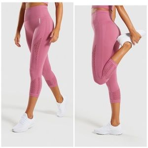 NWT Gymshark high rise energy seamless leggings Lg